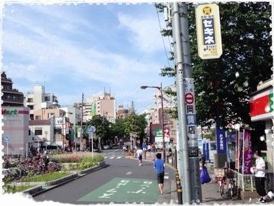 ネイルサロンAgate*板橋駅/新板橋駅/下板橋各駅より徒歩3分-下板橋駅からネイルサロンへのアクセス2