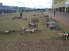 ロングウッドステーション Official Blog-自転車の休憩