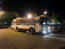 $松尾祐孝の音楽塾&作曲塾~音楽家・作曲家を夢見る貴方へ~-旧型バスの佇まい