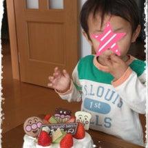 次男☆誕生日