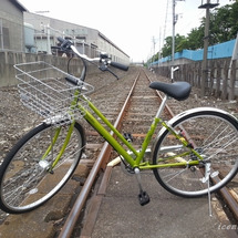 自転車購入♪