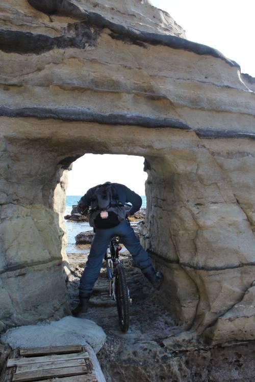 道にあるちょっと古いもの-(仮称)守谷海岸隧道