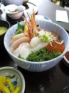晴れのち曇り時々Ameブロ-きらきら海鮮丼