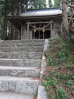 晴れのち曇り時々Ameブロ-釣石神社
