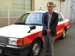 晴れのち曇り時々Ameブロ-観光タクシーのドライバーさん
