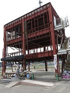 晴れのち曇り時々Ameブロ-被災した南三陸町防災庁舎