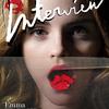 Interview May 2009 : Emma Watson by Nick Knightの画像