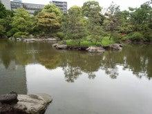 遥香の近況日記-庭園