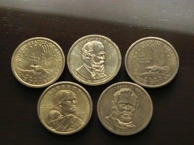 1ドルコイン
