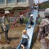 Comodo第二園舎《うさぎの里》へバス遠足の画像