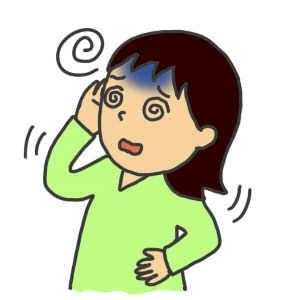 鍼灸 整体 痛み・しびれにお悩みなら名古屋市千種区 好転堂Q:「めまいや吐き気、倦怠感、ひどい疲れ」