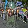 「HRDアート」デビュー 再稼働反対アクション@静岡 5月24日の画像