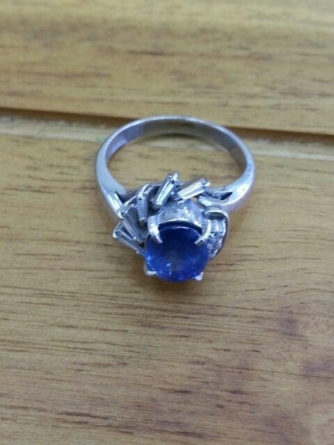 使っていないサファイヤの指輪 リングを最新のデザインにリフォーム 京都 奈良の指輪屋さんの記事より