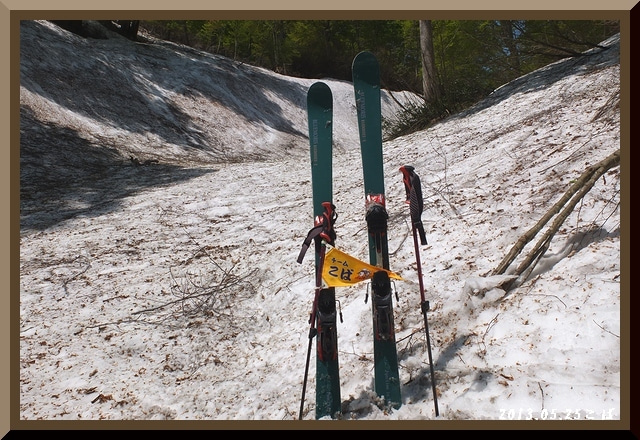 ロフトで綴る山と山スキー-0525_1019