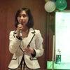天使が緑の衣を着て、舞い降りてきた 長谷川羽衣子さんが語る「緑の党」と日本の未来!5月25日の画像