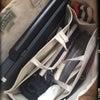 LL Beanのトートの中はコレで整理整頓!の画像