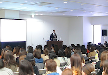 浅田先生の特別講演
