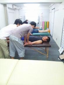 $腰痛・肩こりを整体&エクササイズで根本から改善!西新宿おくがわ整体院blog 新宿 西新宿 中野 渋谷-ロルフィング実技