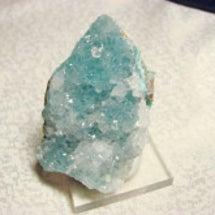 クリソコラと水晶の原…