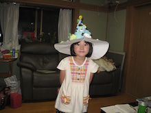 いちごDiary-魔法使いの帽子