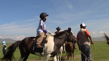 モンゴルで働くジャーナリストのblog-モンゴル旅行 大草原 遊牧民