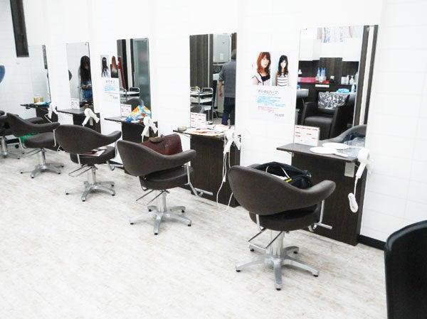 現場の出来事-美容室 アトリエプレゼンツ東戸塚店