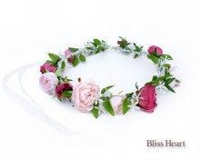 大阪・北浜にあるアートフラワーショップ【Bliss Heart】スタッフのブログ-花冠