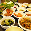 韓国料理は野菜たっぷり♪の画像