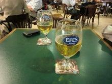 $松尾祐孝の音楽塾&作曲塾~音楽家・作曲家を夢見る貴方へ~-イスタンブール空港でビール
