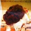 綿トーションレースのヘッドドレスの画像
