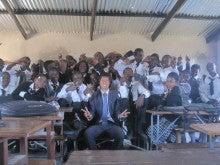 青年海外協力隊(理数科教師)の一生一句~アフリカから一句、詠ませていただきます。~-引き上げ