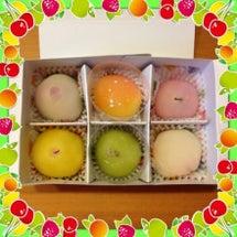 松竹堂☆フルーツ餅