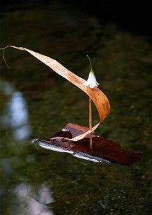 ベティーが小川に流した小舟