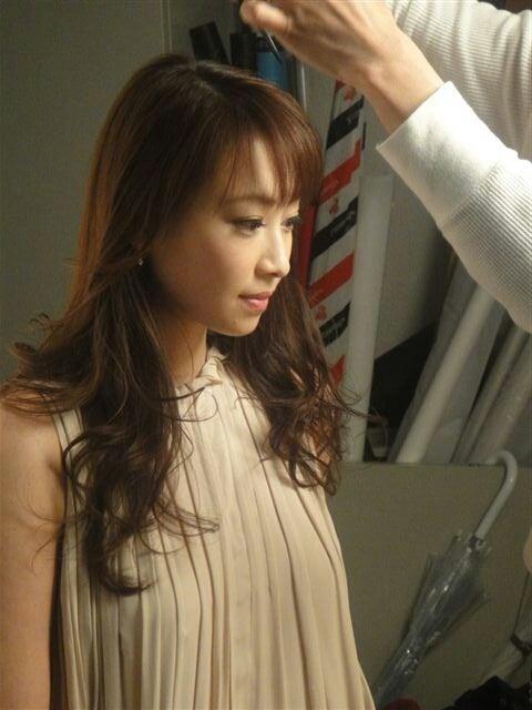 ファッションモデルの中村果生莉さん