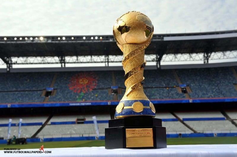 サッカー日本代表 コンフェデレーションズカップ