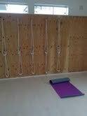ヨガでハッピー♪  ヨーガ教室☆ALOHA YOGA with MIE-スタジオ内壁