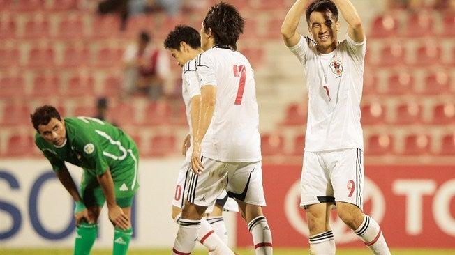 サッカー 日本代表 ワールドカップ 最終予選 イラク