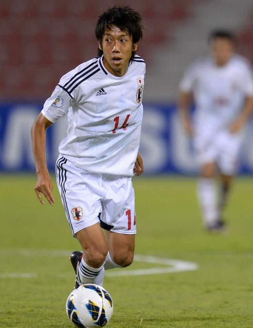 中村憲剛 サッカー 日本代表 ワールドカップ 最終予選 イラク