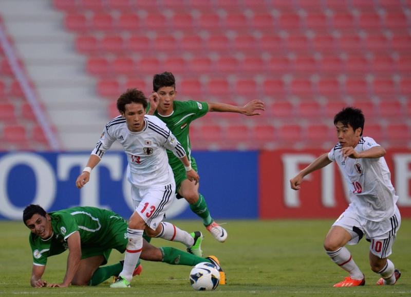 香川真司 細貝萌 サッカー 日本代表 ワールドカップ 最終予選 イラク