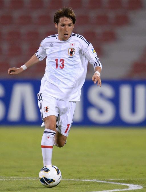 細貝萌 サッカー 日本代表 ワールドカップ 最終予選 イラク