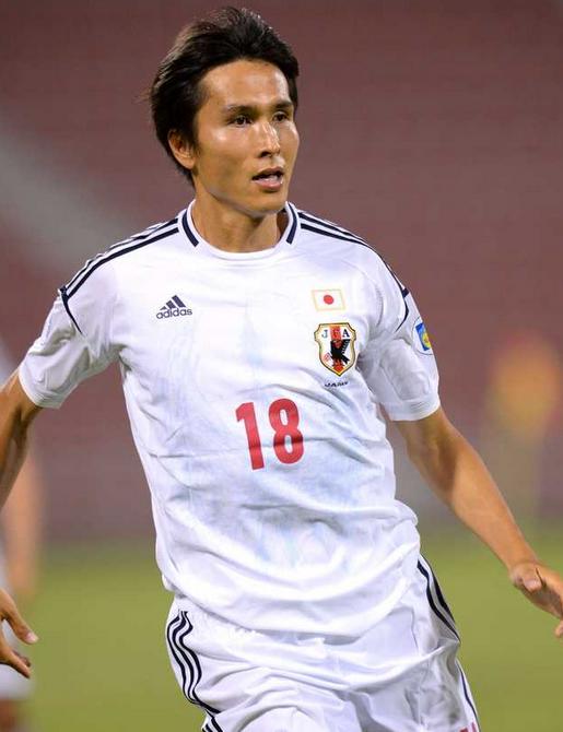 前田遼一 サッカー 日本代表 ワールドカップ 最終予選 イラク