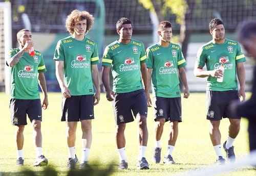 サッカー ブラジル コンフェデレーションズカップ 準決勝