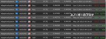 FX比較 スノーキーのブログ-20130610AdaptiveSystem