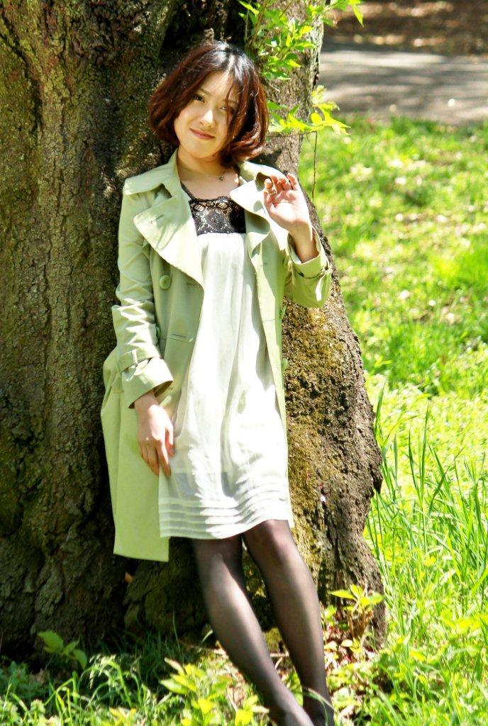 洋服が素敵な小滝香蓮さん