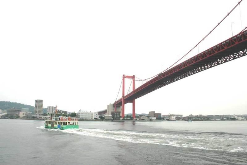 若松城/若戸大橋