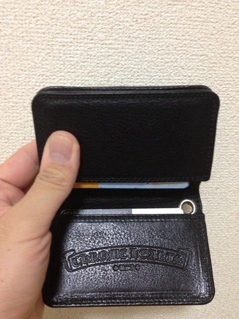 save off 6c2c3 bed7f CHROME HEARTS CARD CASE #2 | 気ままなる物欲ブログ