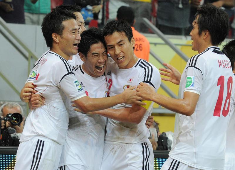 サッカー日本代表 2013年 コンフェデレーションズカップ