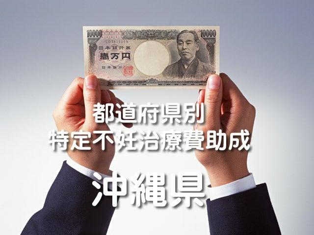 沖縄県:特定不妊治療費助成について