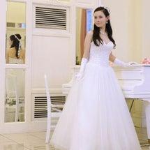New dress …