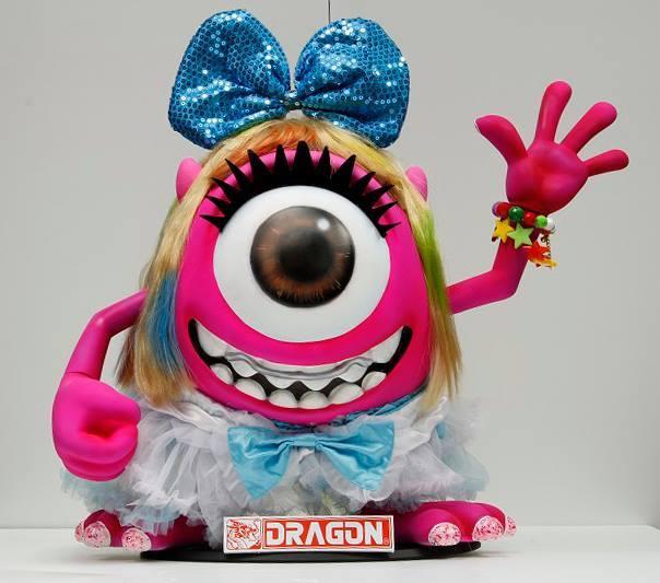 osamuのキャラクターブログ-DRAGON